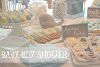 Epic Whale Baby Boy Shower Ideas within Inspirational Boy Baby Shower Theme Ideas