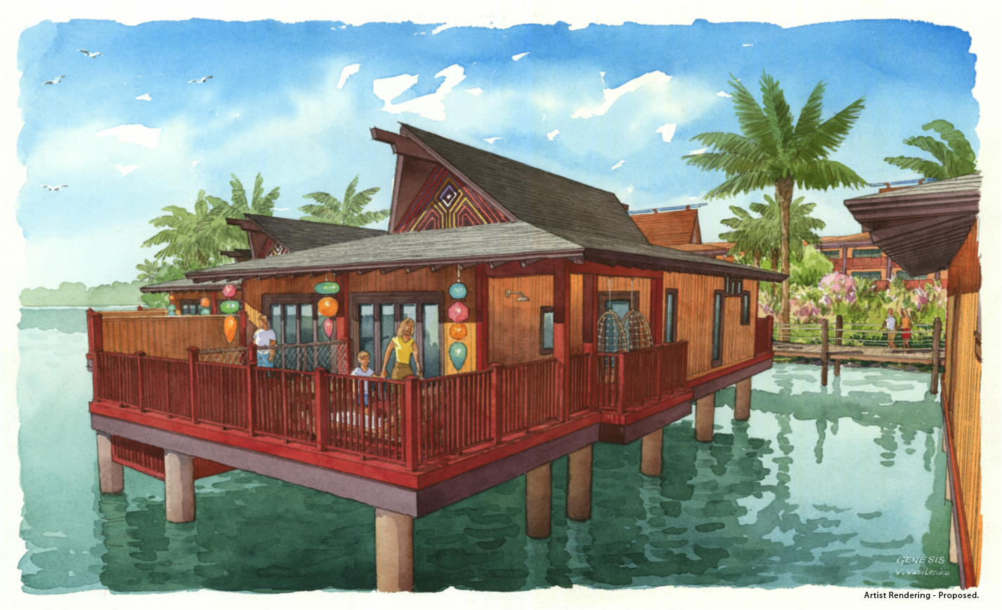 Epic What's New At Disney - Recommend throughout Beautiful Disney Polynesian Resort Bungalows