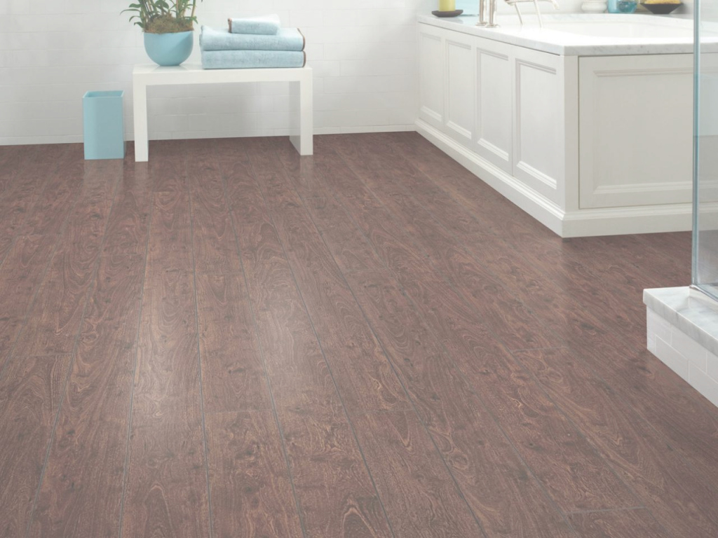 Epic Why You Should Choose Laminate | Hgtv throughout New Laminate Bathroom Flooring