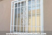 Epic Window Grills | Orona Forge within Grill Design For Window