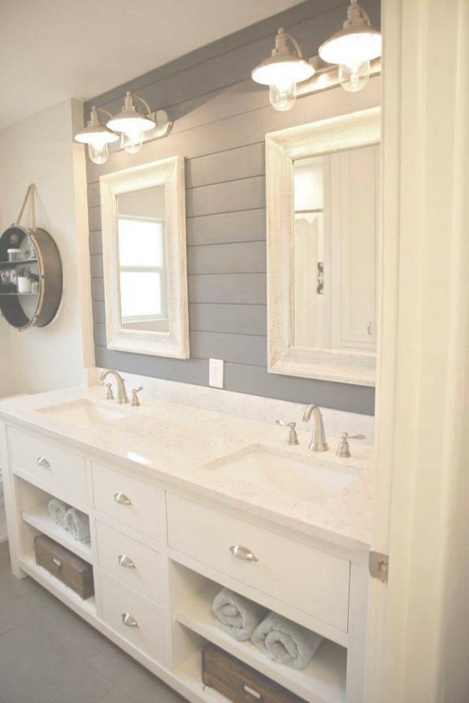 Fabulous 10 Bathrooms That Rock A Shiplap Treatment | Pinterest | Bath throughout Unique Bathrooms With Shiplap
