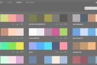 Fabulous 13 Helpful Resources For Color Palette Inspiration with Color Palette Adobe