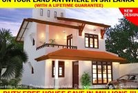 Fabulous 2 Story House Designs In Sri Lanka Fresh 2 Story House Plan Sri intended for Set House Plans In Sri Lanka