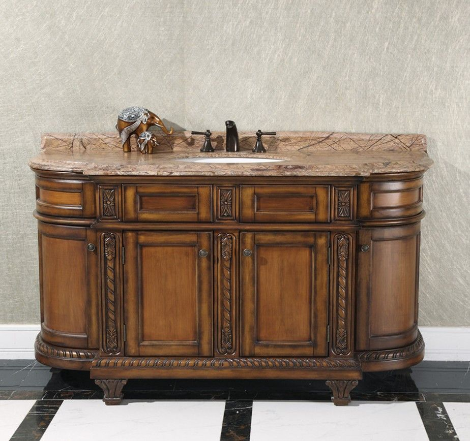 Fabulous 2019 Decorative Bathroom Vanity Cabinets - Kitchen Decor Theme Ideas intended for Best of Furniture Style Bathroom Vanities