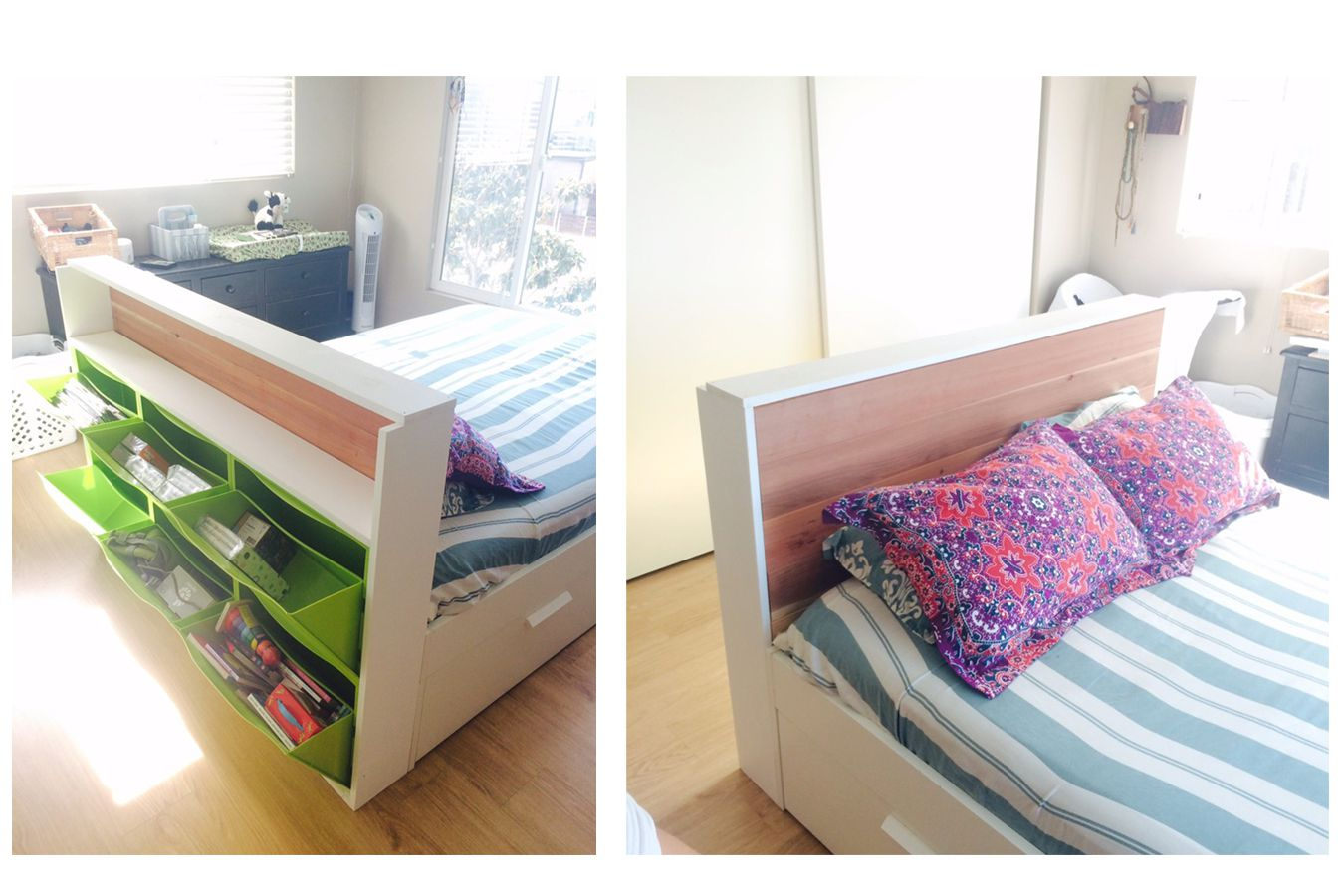 Fabulous 21 Best Ikea Storage Hacks For Small Bedrooms pertaining to Small Bedroom Hacks