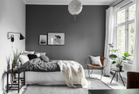 Fabulous 23 Best Grey Bedroom Ideas And Designs For 2018 intended for Inspirational Bedroom Gray