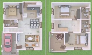 Fabulous 30X50 House Plans South Facing - Youtube pertaining to Set South Facing House Plans With Photos