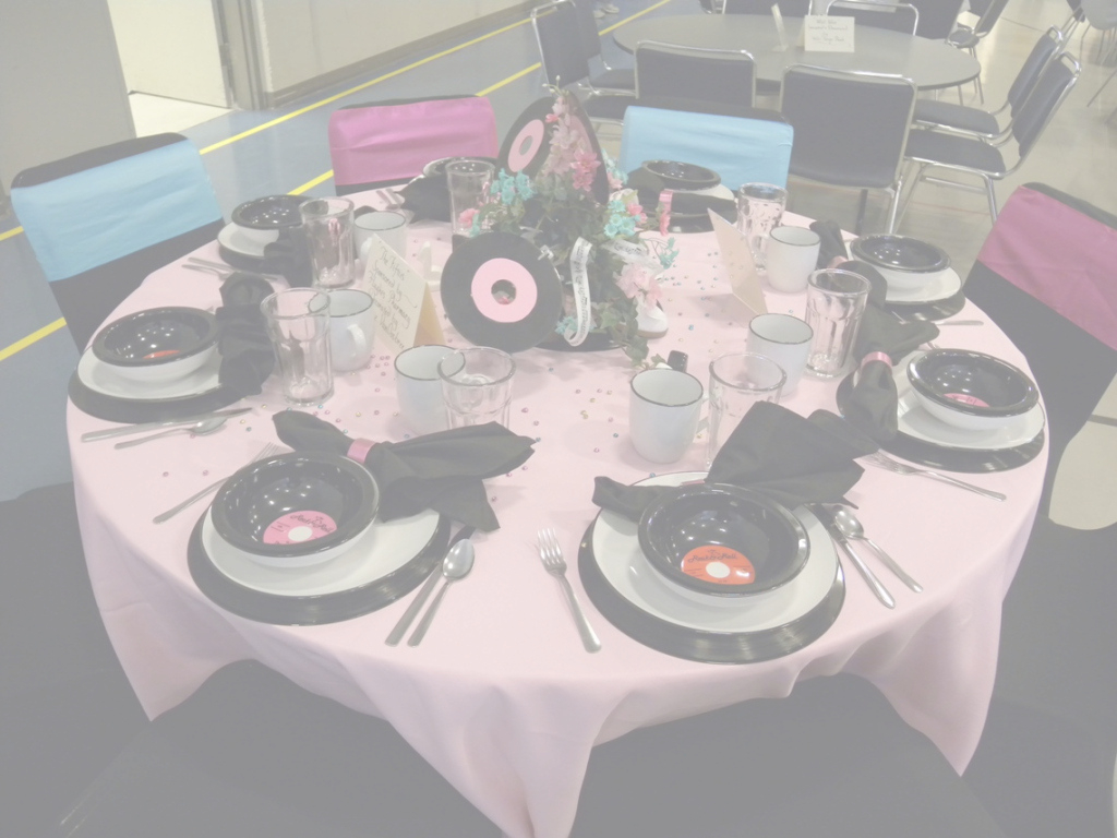 Fabulous 50S Theme Party Decorations Inspirational 50S Party Decorations within Lovely 50S Theme Party Decorations