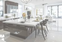 Fabulous 84 Custom Luxury Kitchen Island Ideas & Designs (Pictures intended for Modern Kitchen With Island