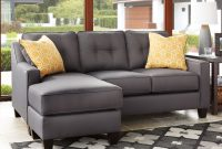 Fabulous Ashley Furniture Aldie Nuvella Sofa Chaise In Gray | Local Furniture for Ashley Furniture Locations