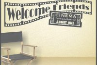 Fabulous Attractive Movie Themed Wall Art Vignette – Art & Wall Decor with regard to Movie Themed Decor