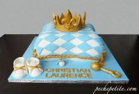 Fabulous Baby Boy Shower Cakes | Peche Petite with Review Baby Boy Shower Cakes