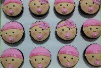 Fabulous Baby Shower Cupcake Ideas Girl Unique Baby Shower Food Ideas Baby intended for Baby Girl Shower Food Ideas