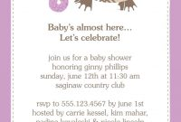 Fabulous Baby Shower For 2Nd Baby Baby Shower Invitation Wording 2Nd within Review 2Nd Baby Shower