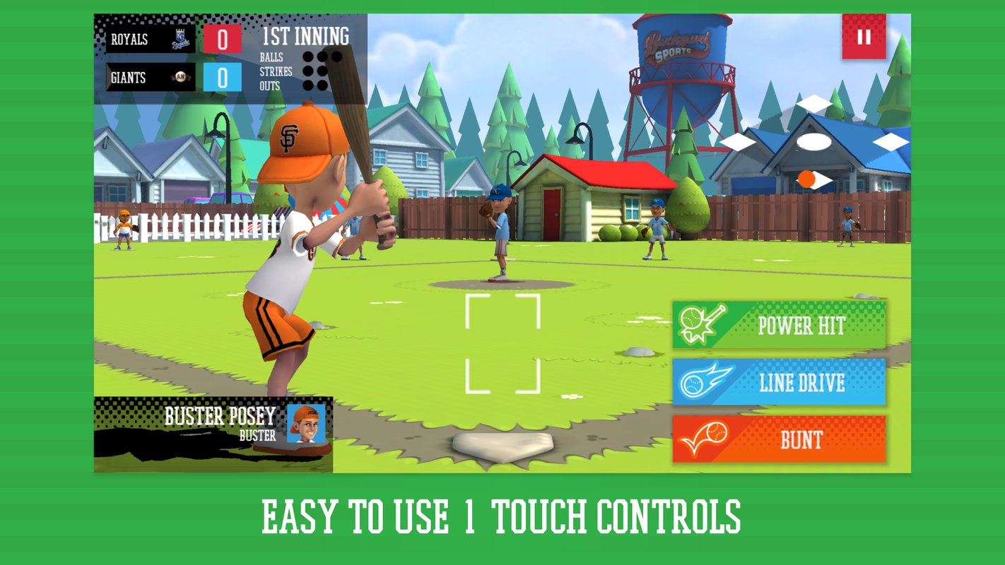 Fabulous Backyard Sports Baseball 2015 Apk Download - Free Sports Game For in Best of Backyard Sports Characters