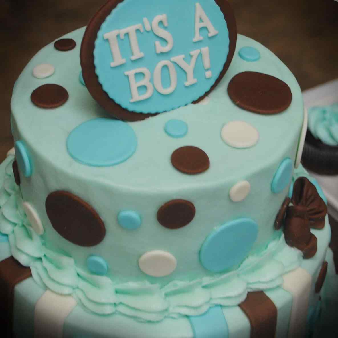 Fabulous Bakery Baby Shower Cakes Shower Cupcakes Walmart within Safeway Baby  Shower Cakes