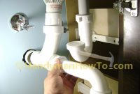Fabulous Bath: Bathroom Sink Drain Plumbing: Install The P Trap | Plumbing in Bathroom Sink Pipes