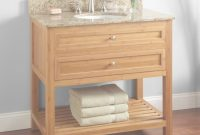 Fabulous Bathroom : Bamboo Bathroom Vanity Simple Ornaments To Make For with Bamboo Bathroom Vanity