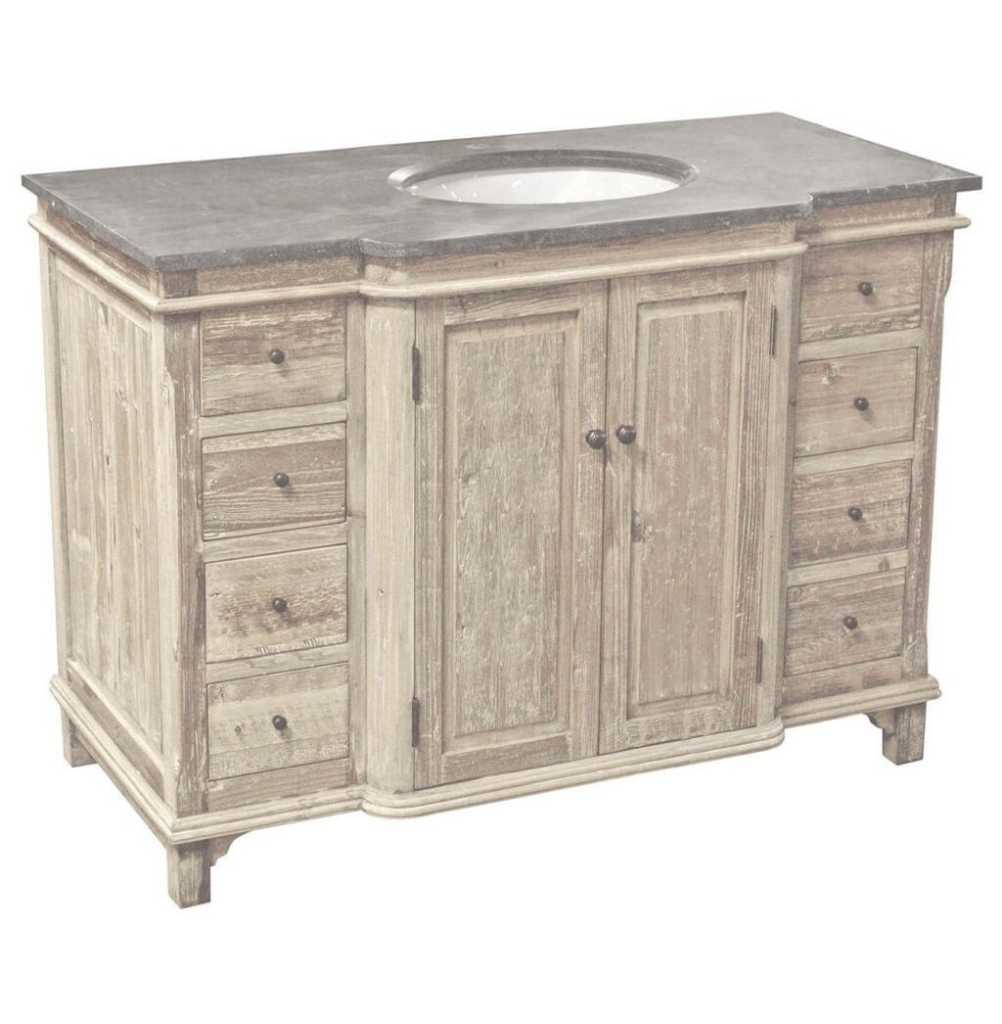 Fabulous Bathroom: Luxury White Country Bathroom Vanity Design For Master pertaining to Country Bathroom Vanities