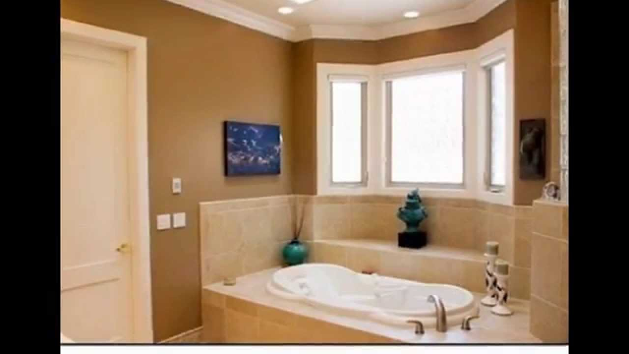 Fabulous Bathroom Painting Color Ideas | Bathroom Painting Ideas - Youtube throughout New Small Bathroom Paint Ideas