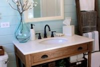 Fabulous Bathroom Vanity Farmhouse Style – Vanity Ideas with Luxury Farmhouse Style Bathroom Vanity