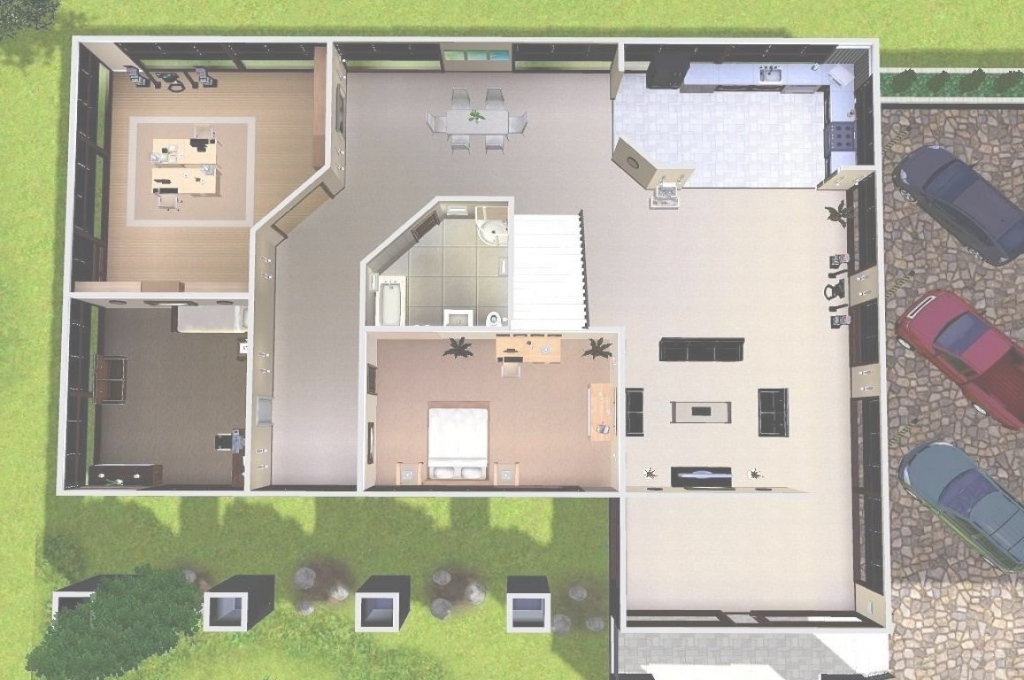 Fabulous Best Sims House Designs Tiny House Floor Plans - Gebrichmond throughout High Quality Sims House Plans