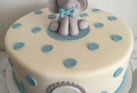 Fabulous Boy Baby Shower – Cakecentral intended for Review Baby Boy Shower Cakes