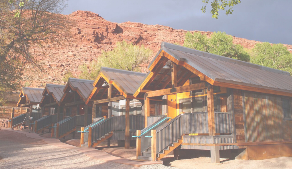 Fabulous Bungalows At Moab Springs Ranch | Resorts In Moab, Utah within Fresh Bungalows