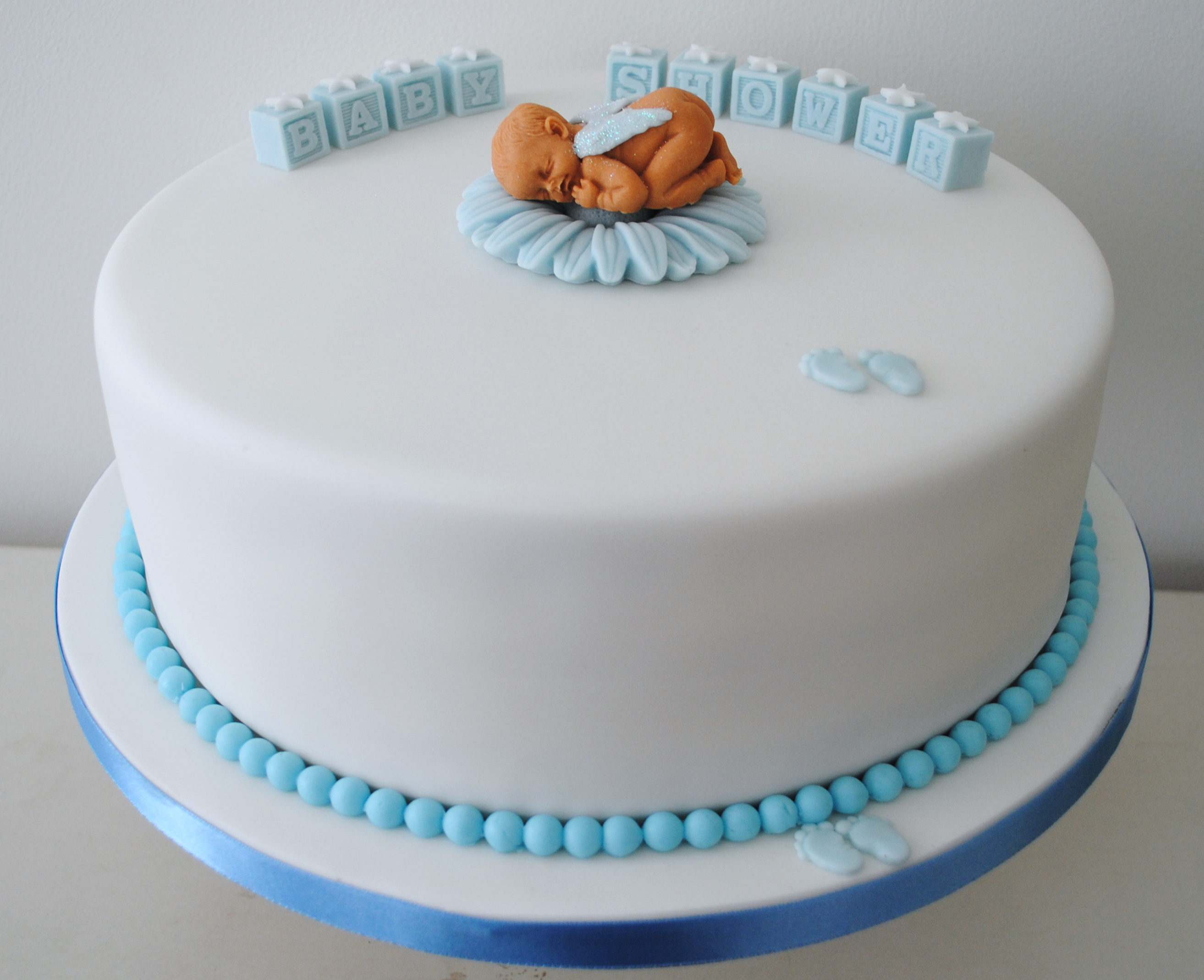 Fabulous Cakes ~ Page 104 Of 127 ~ Inspiring Baby Shower Ideas And Tips within Review Baby Boy Shower Cakes