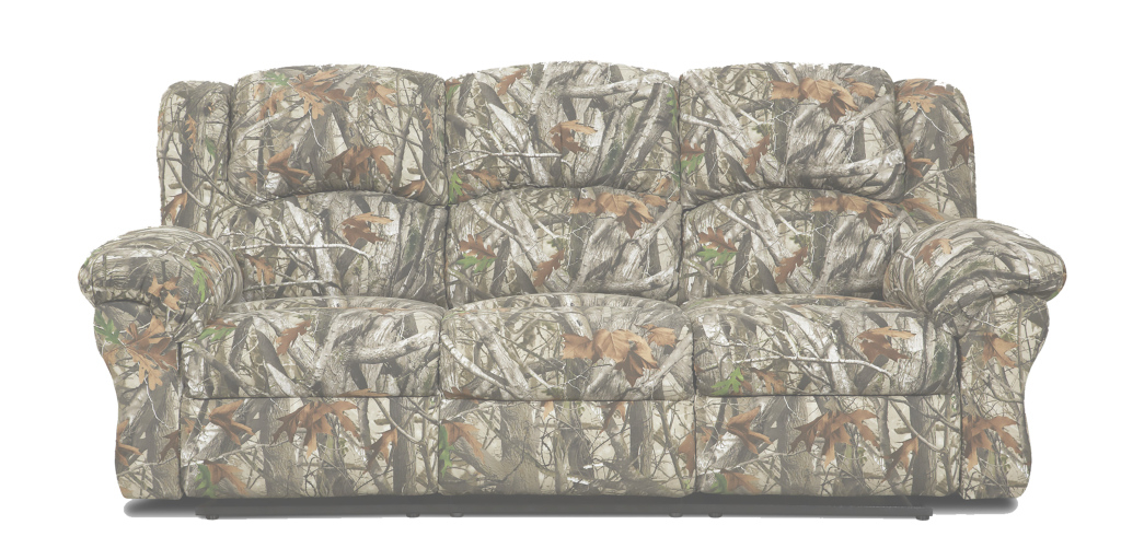 Fabulous Camo Two Piece Living Room Set: Sofa, Loveseat - Hup007A2Pc-Ca regarding Camo Living Room Set