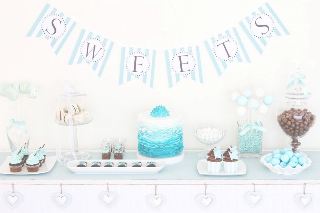 Fabulous Cómo Decorar Una Fiesta Baby Shower De Niño | Pinterest | Ideas Para within Decoracion De Baby Shower De Niño
