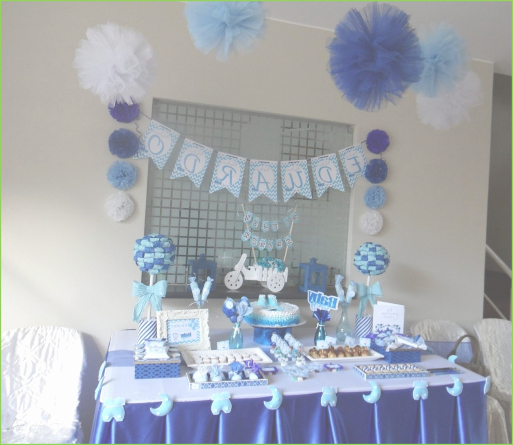 Fabulous Decoracion Para Baby Shower De Varon Inspirational Adornos Para Baby in Decoracion De Baby Shower De Niño