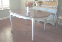 Fabulous Dining Room Table : Refinishing Wood Table Ideas Sanding Oak Table pertaining to How To Refinish A Dining Room Table