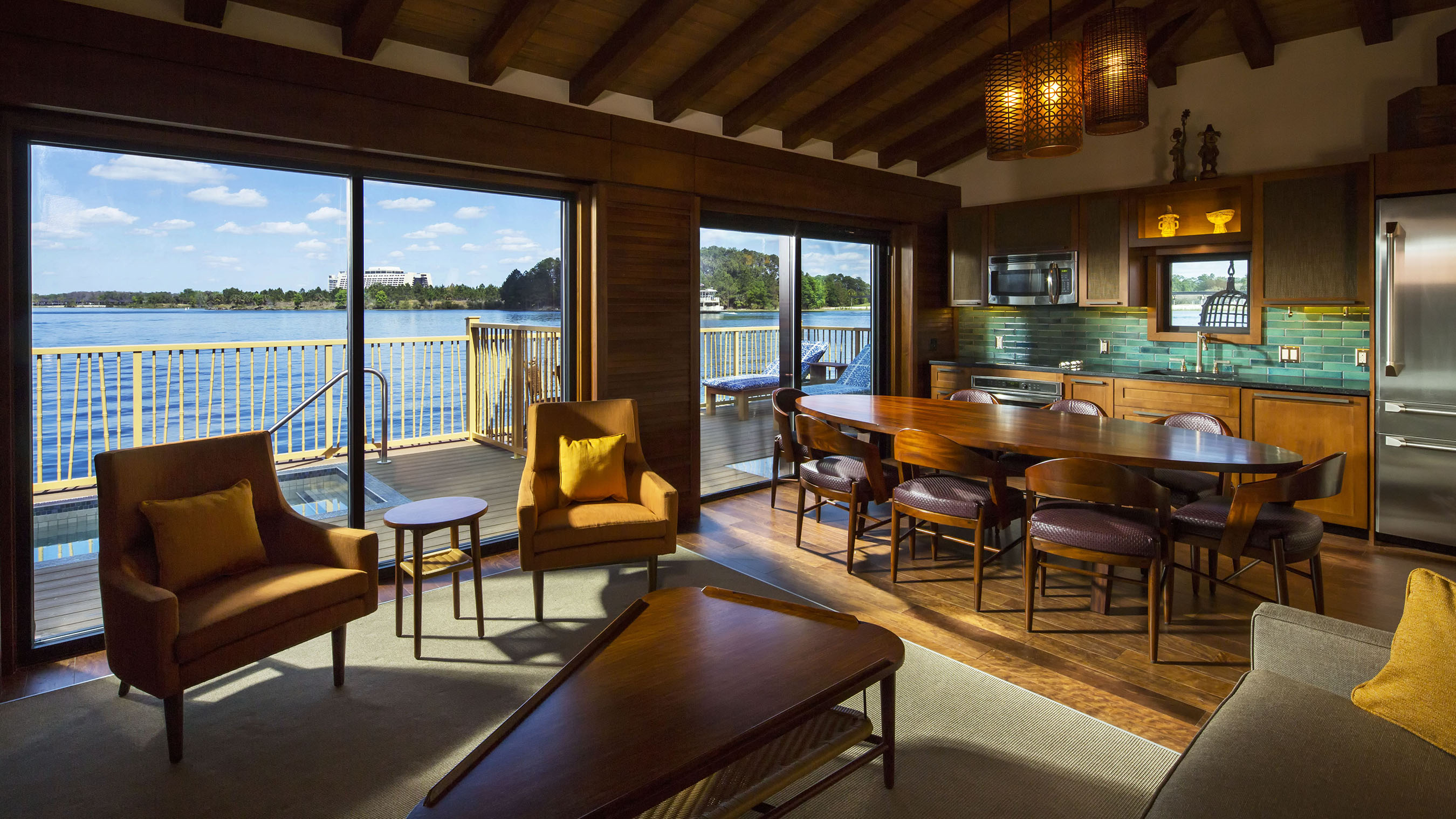 Fabulous Disney's Polynesian Villas & Bungalows Fact Sheet | Walt Disney pertaining to Disney Polynesian Resort Bungalows