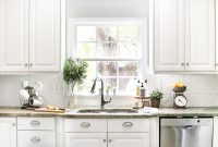 Fabulous Diy Pressed Tin Kitchen Backsplash – Bless'er House intended for Beautiful Kitchen Without Backsplash