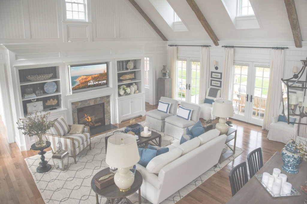 Fabulous Dream Home 2015: Great Room | Pinterest | Lumber Liquidators, Hgtv throughout Dream Living Rooms