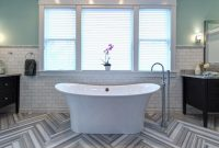 Fabulous Eclectic, Elegant Bathroom Remodel | Joni Spear | Hgtv throughout Unique Blue Bathroom Remodel