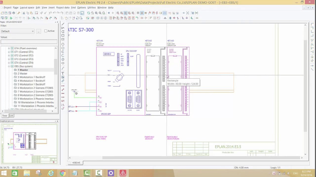 Fabulous Eplan Electric P8 V2.4 Windows 8.1 And 10 - Youtube throughout Eplan Com