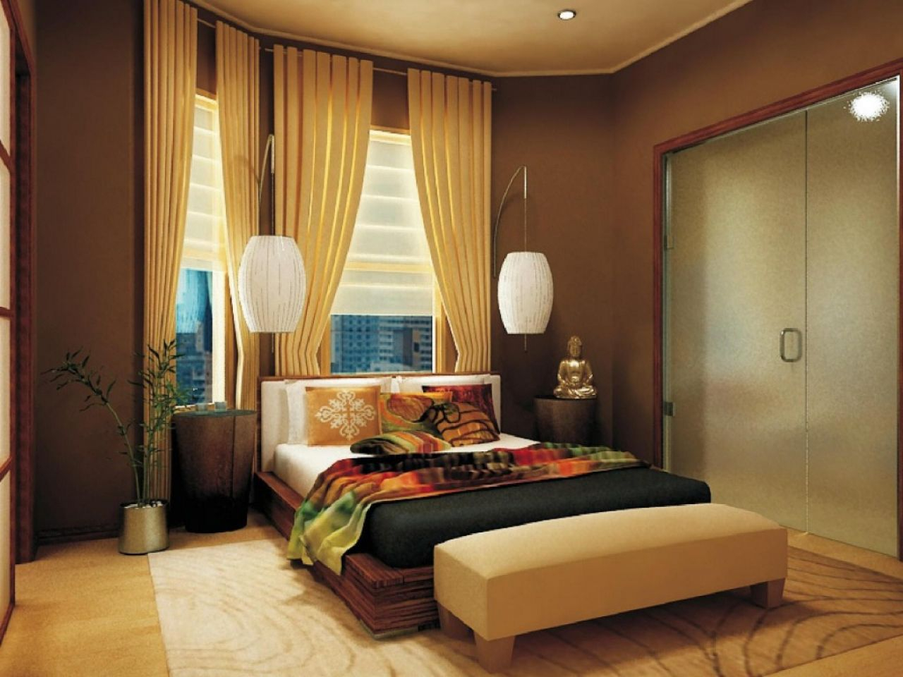 Fabulous Feng Shui Bedroom Ideas pertaining to Elegant Bedroom Feng Shui