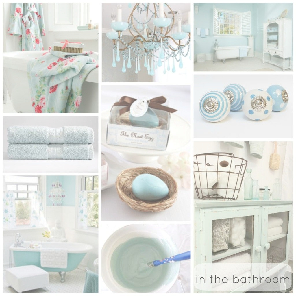 Fabulous From Blog - Going Ducking Bonkers For Duck Egg Blue. Bathroom pertaining to Beautiful Duck Egg Blue Bathroom Ideas