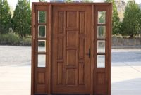 Fabulous Front Door With Side Windows Design Ideas – Youtube within Best of Door And Window Design Image