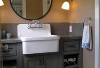 Fabulous Furniture , Classic Antique Bathroom Vanity : Antique Bathroom pertaining to Farmhouse Style Bathroom Vanity