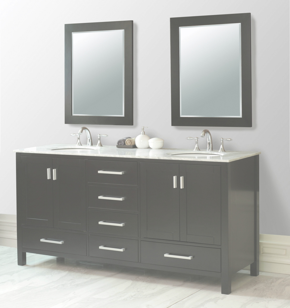 Fabulous Home Designs : 60 Inch Bathroom Vanity Beautiful Bathroom 19 Double throughout Two Sink Bathroom Vanity