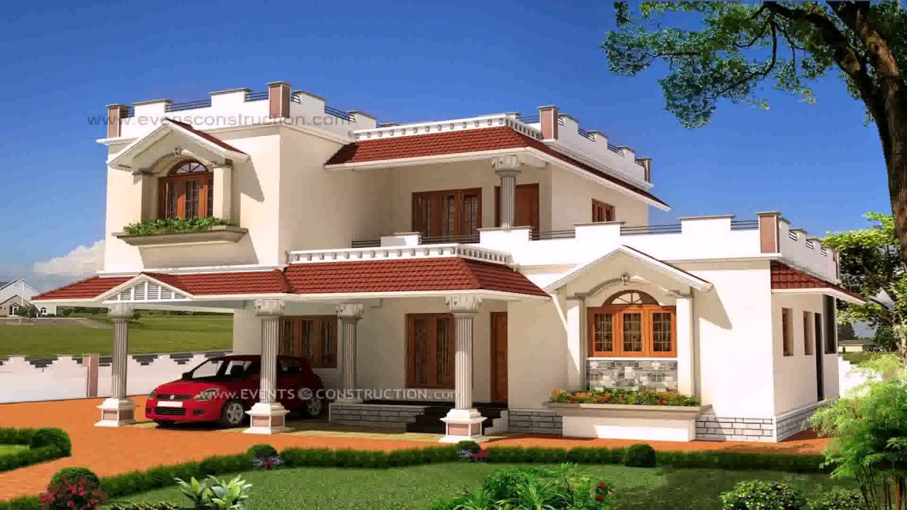 Fabulous House Exterior Design Pictures In India - Youtube within Indian Home Exterior Design