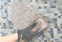 Fabulous How To Install A Tile Backsplash | How-Tos | Diy intended for Elegant How To Grout A Backsplash