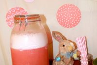 Fabulous How To Make Pink Baby Shower Punch – Simply Southern Mom regarding Beautiful Punch Recipes For Baby Shower