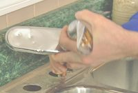 Fabulous How To Remove And Replace A Kitchen Faucet | How-Tos | Diy pertaining to Fresh How To Fix A Kitchen Sink