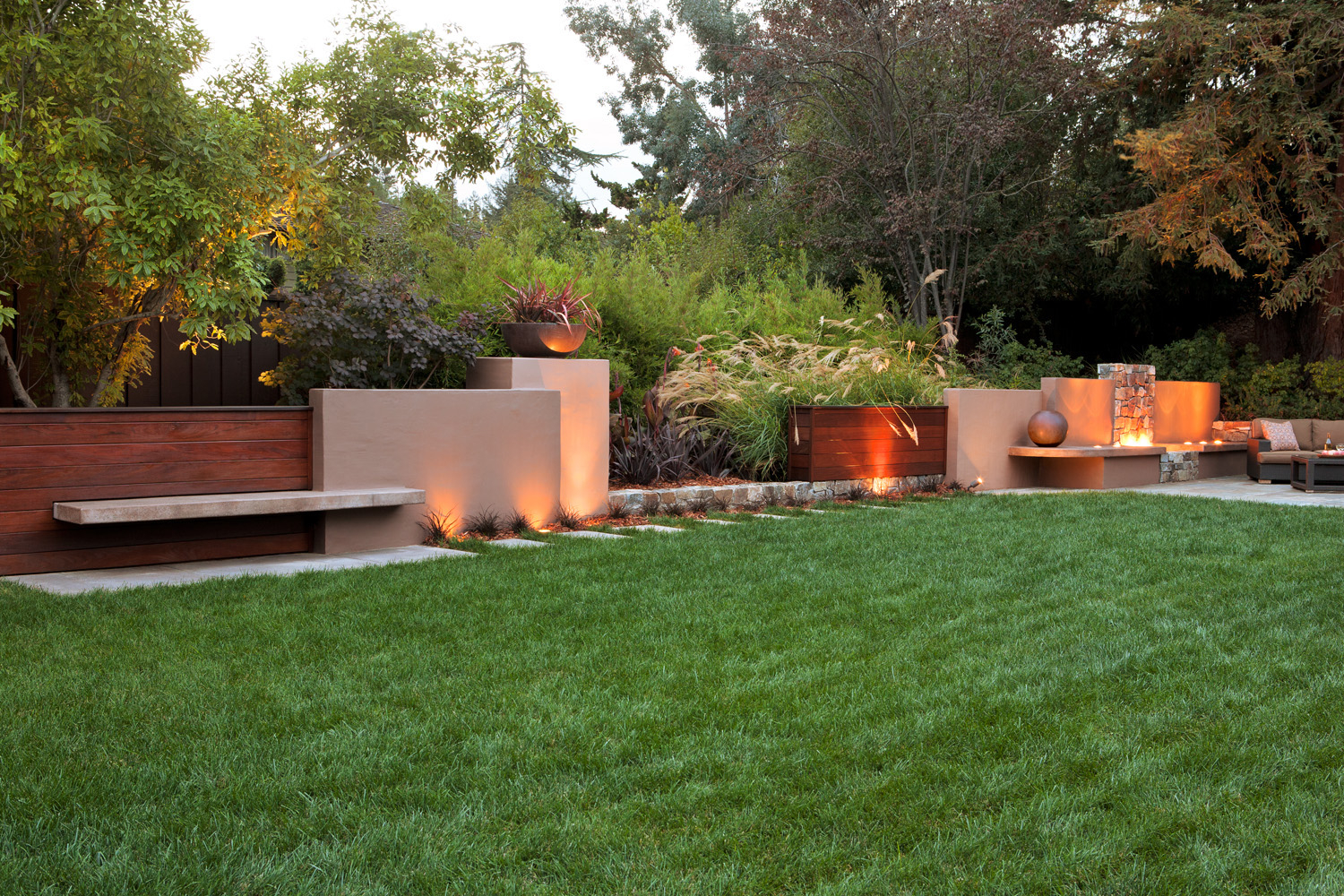 Fabulous Ideas For Fire Pits - Sunset - Sunset Magazine with regard to Backyard Landscaping Ideas With Fire Pit