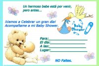 Fabulous Ideas Para Invitaciones De Baby Shower | Omega-Center – Ideas regarding Review Invitaciones Para Baby Shower De Niño