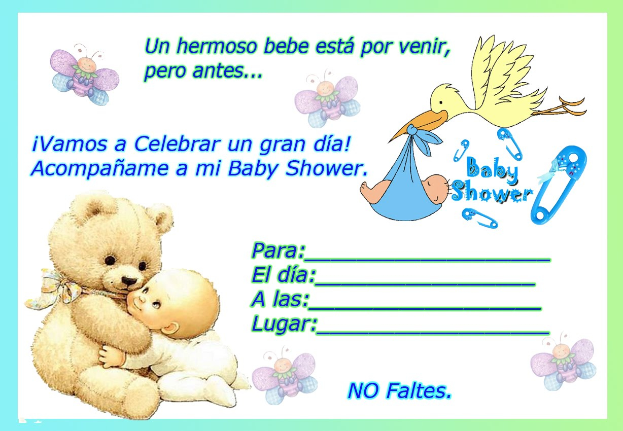 Fabulous Ideas Para Invitaciones De Baby Shower | Omega-Center - Ideas regarding Review Invitaciones Para Baby Shower De Niño